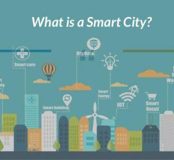 ¿ Que es una ciudad inteligente?